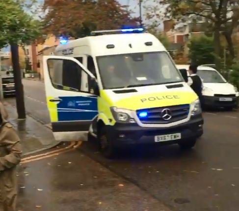 Man taken to hospital in serious condition after stabbing in Hackney